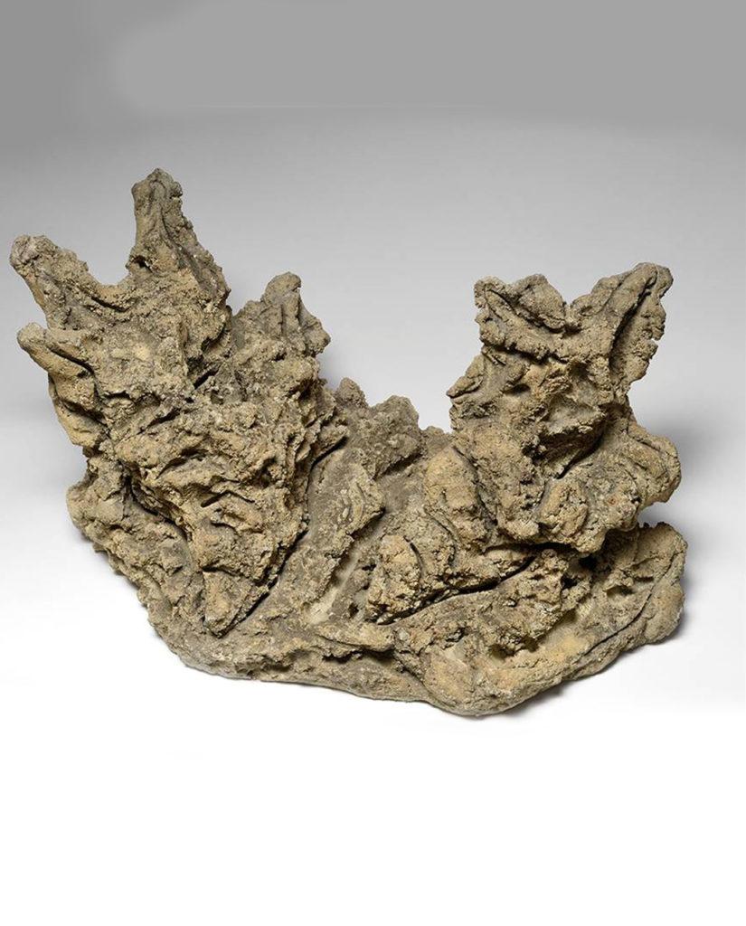 Lucio Fontana – Conchiglie (Mare) 1935-1936 sculpture ACHAT 2015