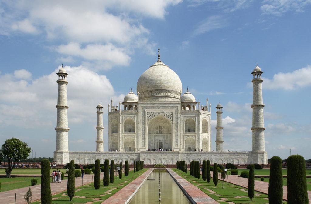 Les amis du MAM en voyage en Inde